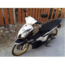 ขายมอเตอร์ไซค์มือสอง รุ่น Yamaha Nouvo MX สีขาว ราคาถูก