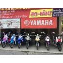 ขายมอเตอร์ไซค์มือสอง อยู่ตรงข้ามห้างเซ็นทรัลชลบุรี Yamaha fino fi รถสภาพดี ทะเบียนพร้อม รับประกันรถ1ปี สด-ผ่อน